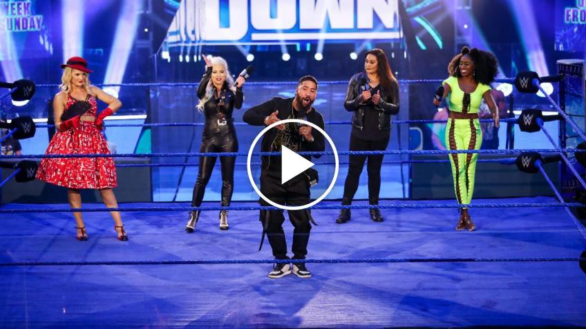 L'ha commentato per la WWE: anche Corey Graves affossa un segmento di SmackDown