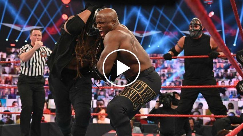 Il finale di Monday Night Raw è stato clamorosamente botchato dalla WWE?
