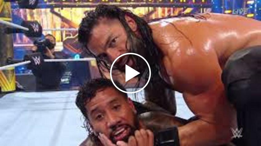 Di chi è stata l'idea in WWE del gran finale di Clash of Champions? *SPOILER*