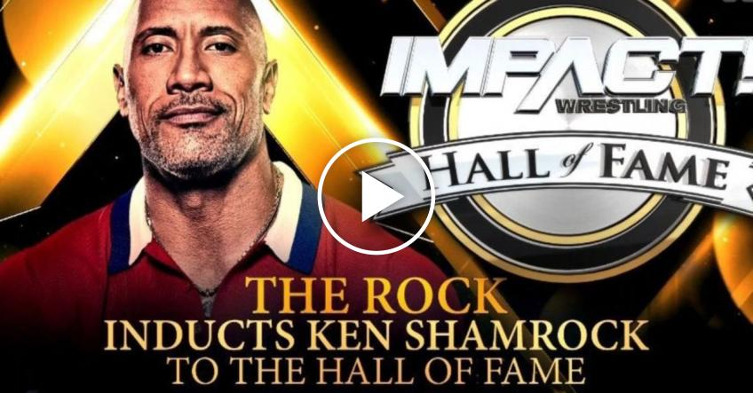 "Dalla WWE a Impact Wrestling: The Rock ""appare"" a Bound for Glory *VIDEO*"