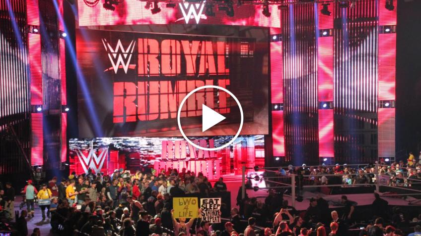 Royal Rumble 2016, ecco tutti i numeri