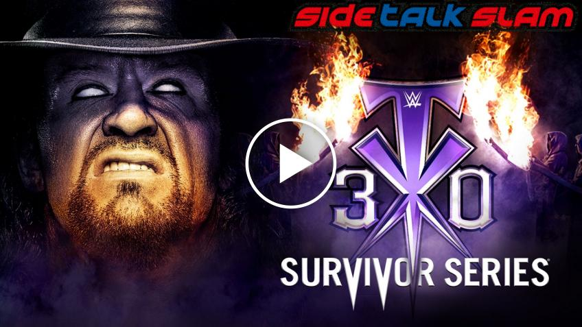 SideTalk Slam #79 - Pronostici per WWE Survivor Series
