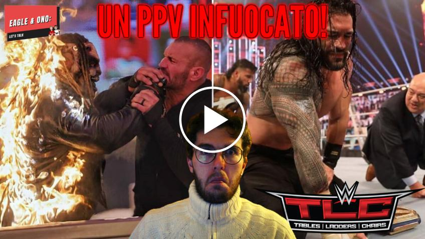 "TLC: Un PPV ""infuocato""! * VIDEO *"