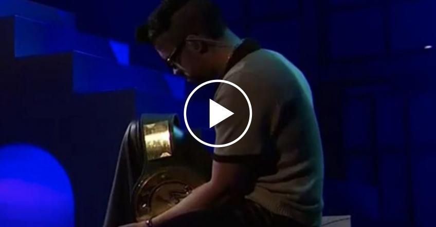 Bad Bunny al Saturday Night Live: ha portato con sé il WWE 24/7 Championship