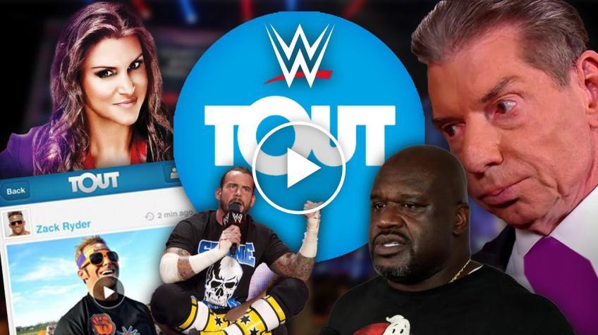 Tout - il Social Network della WWE di cui vi eravate scordati