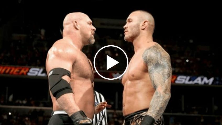 """WWE, Randy Orton rivela: """"Il primo tatuaggio che feci era ispirato a Goldberg"""""""