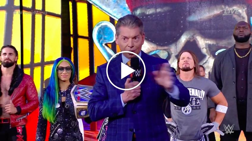 Un messaggio in codice dalla WWE alla FOX: l'opinione di Brandon Thurston