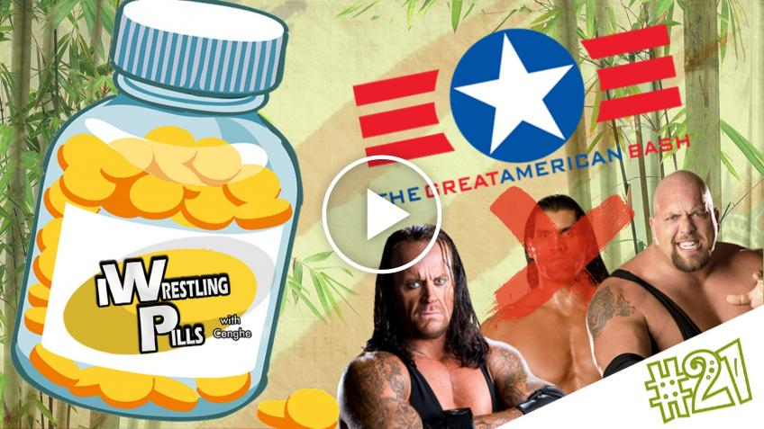 "MatchingPills #21 ""Undertaker vs Big Show - The Great American Bash 2006"" - VIDEO"