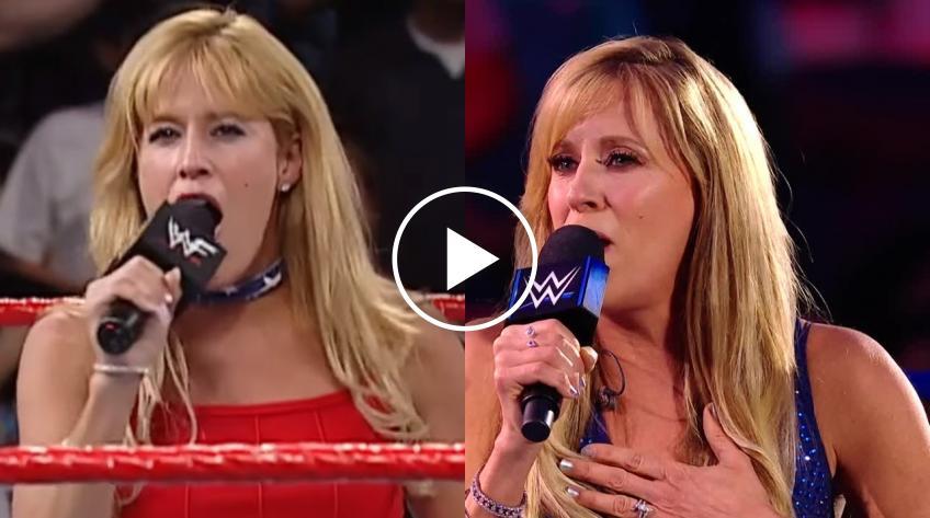 La WWE e l'11 settembre: Lilian Garcia e l'inno a SmackDown, oggi come 20 anni fa
