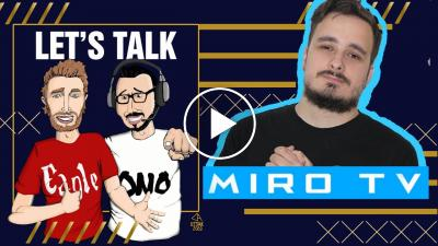Eagle & Ono LIVE ADESSO con AwesomeMiroTV - VIDEO