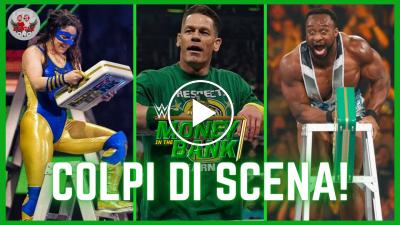 WWE Money In The Bank 2021: Spettacolo - VIDEO